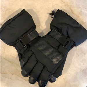 Men's insulated gloves